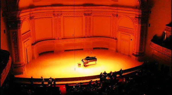 Classical Music in New York City This Week - March 31-April 7