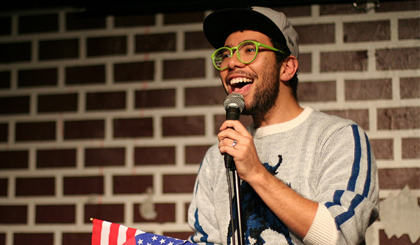 Comedy Shows in New York City This Weekend - April 19-April 21