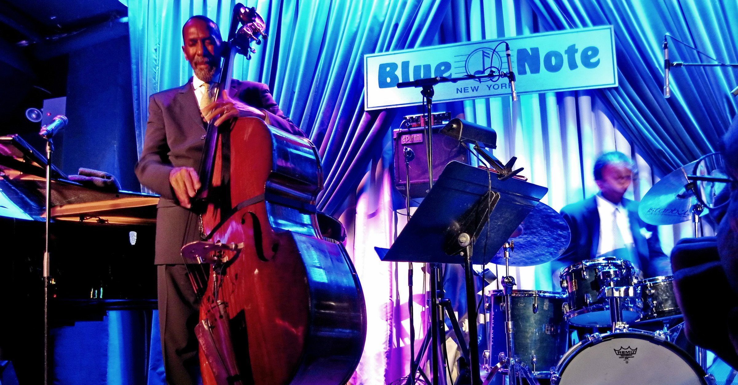 Blues and Jazz in New York City This Week - April 21-April 28