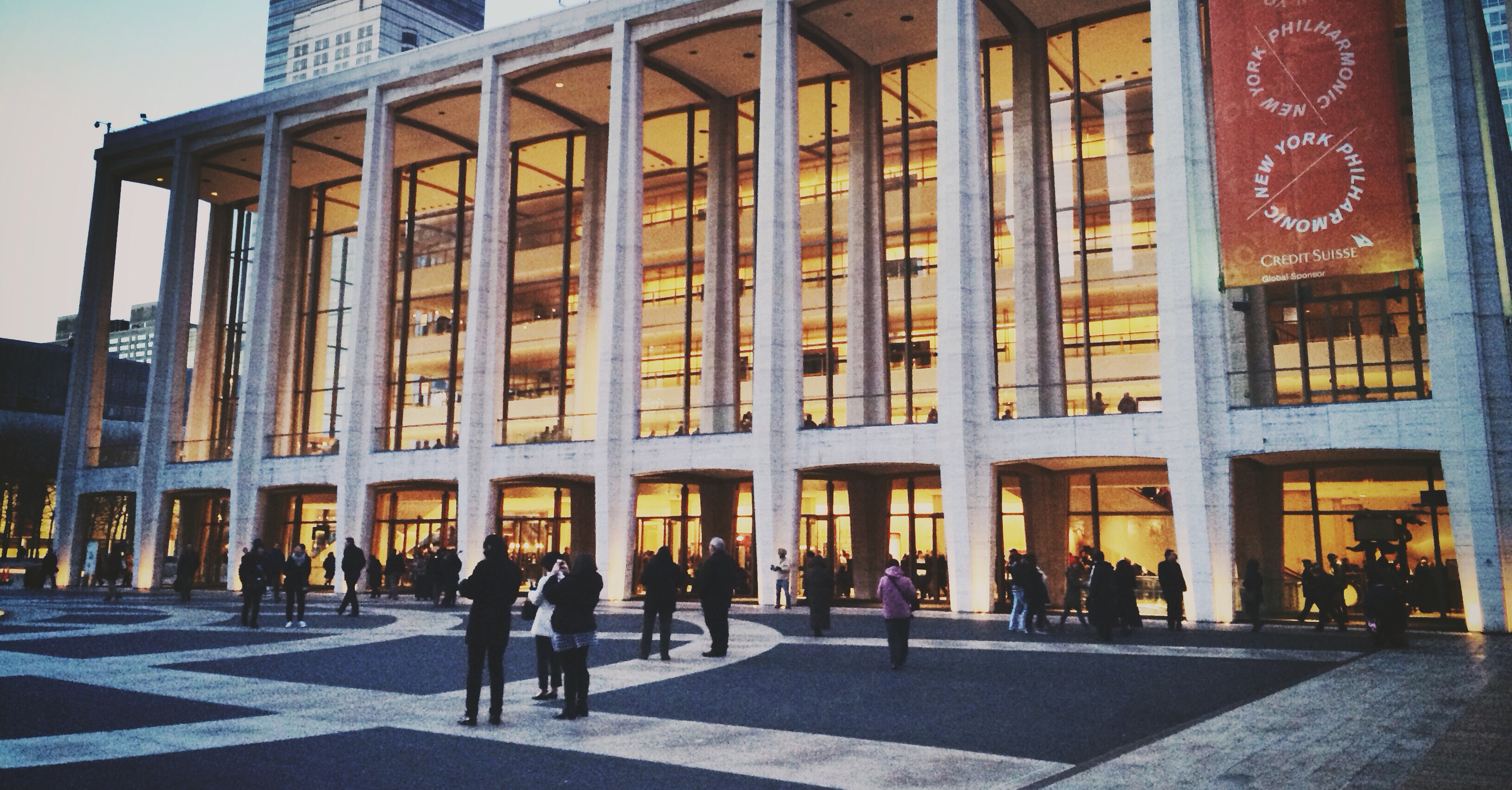 Events and Performances This Month at Lincoln Center