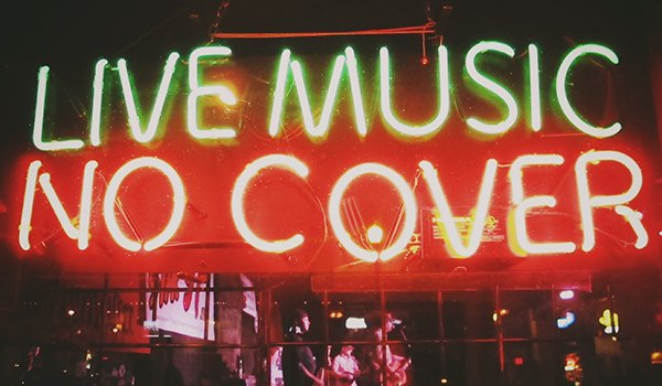No Cover Live Music in NYC This Week - April 7-April 14