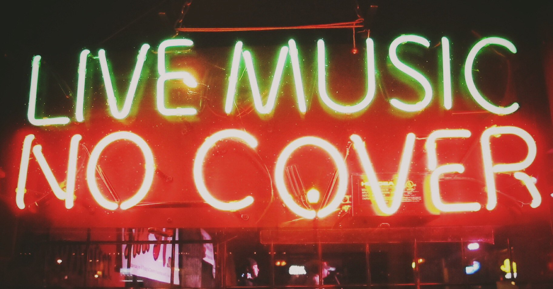 No Cover Music live à New York cette semaine