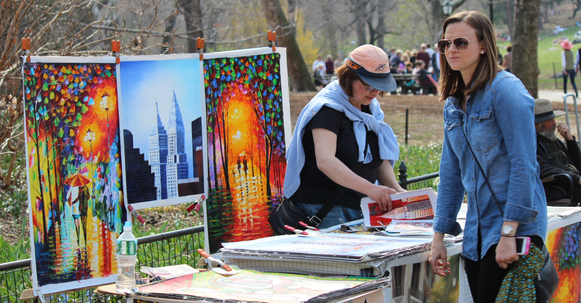 Events in NYC Parks This Month
