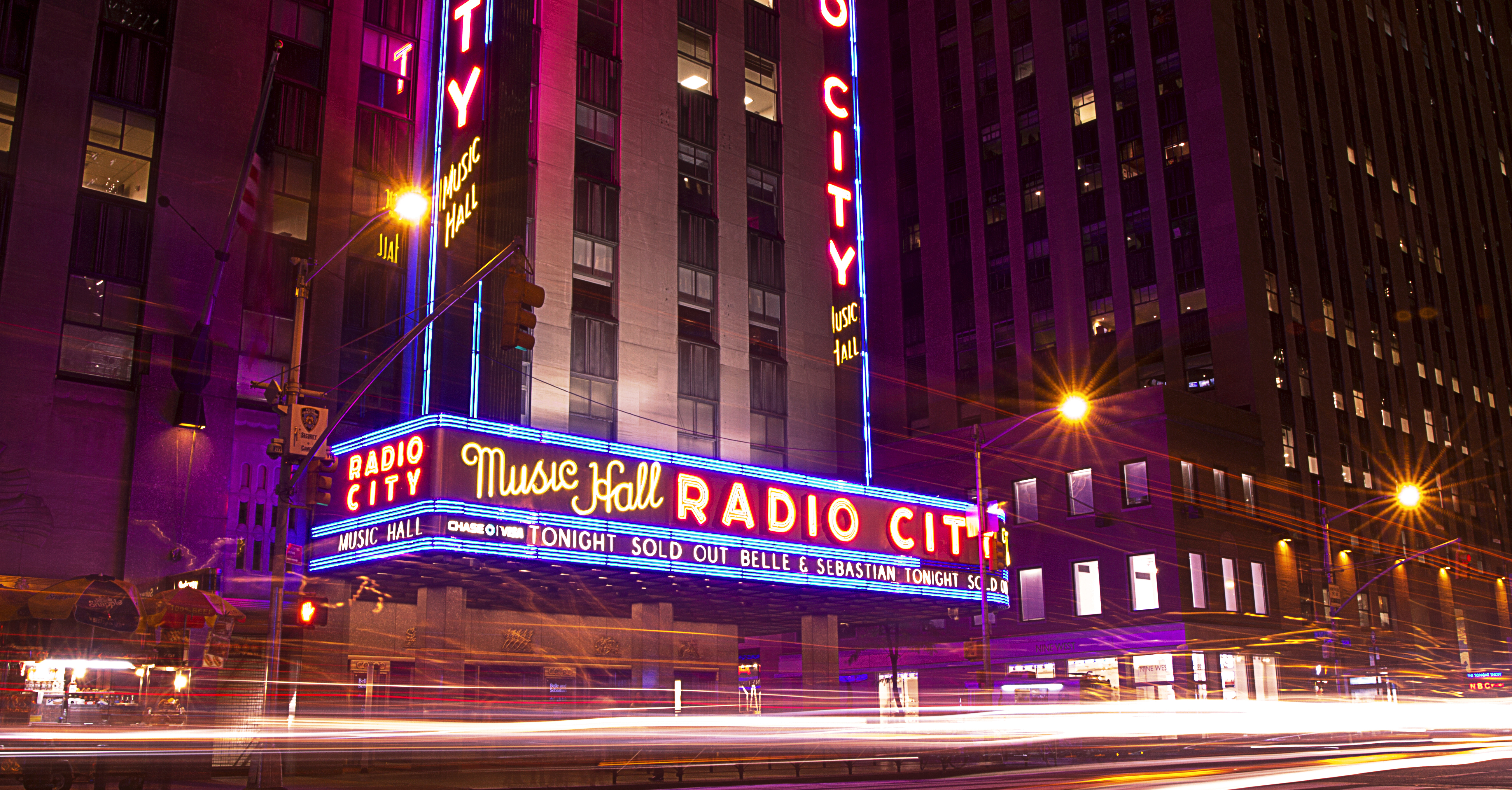 Radio City Music Hall Performances This Month December 2017