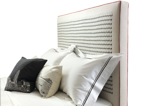 Double Cross Headboard
