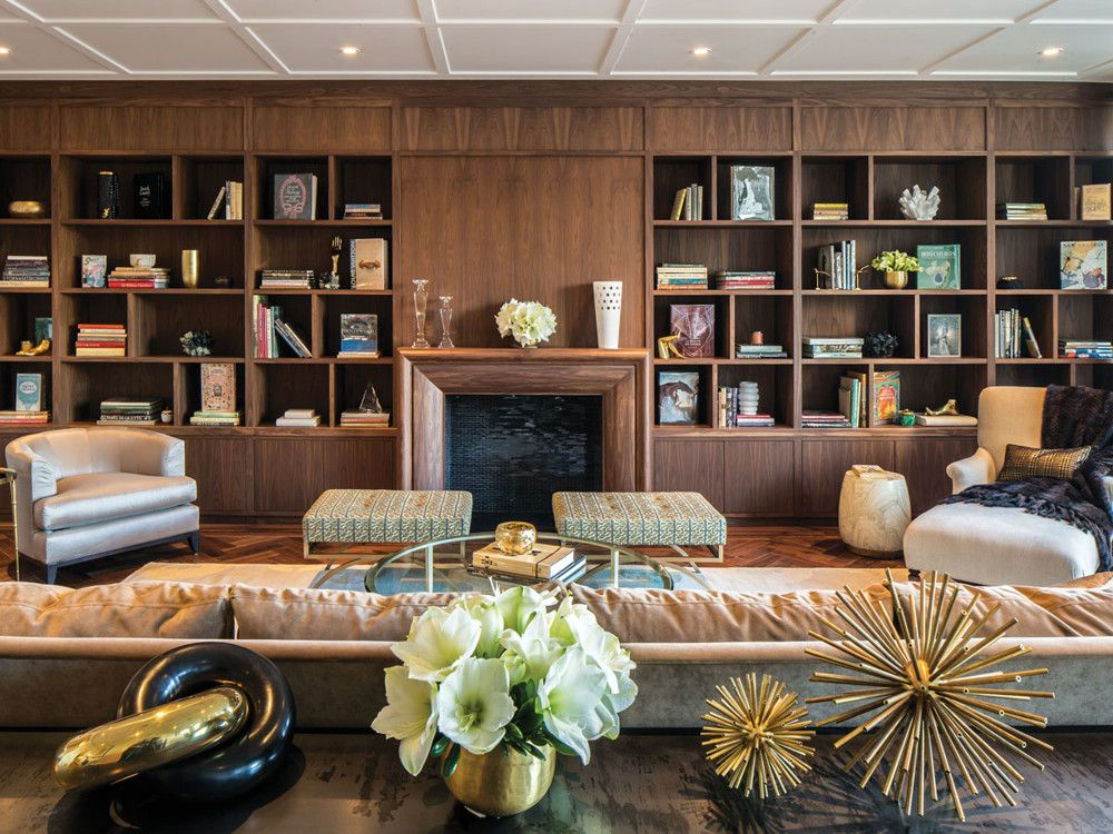 At 22 Central Park South, buyers have often purchased what's shown in model residences, down to drapery and furniture.