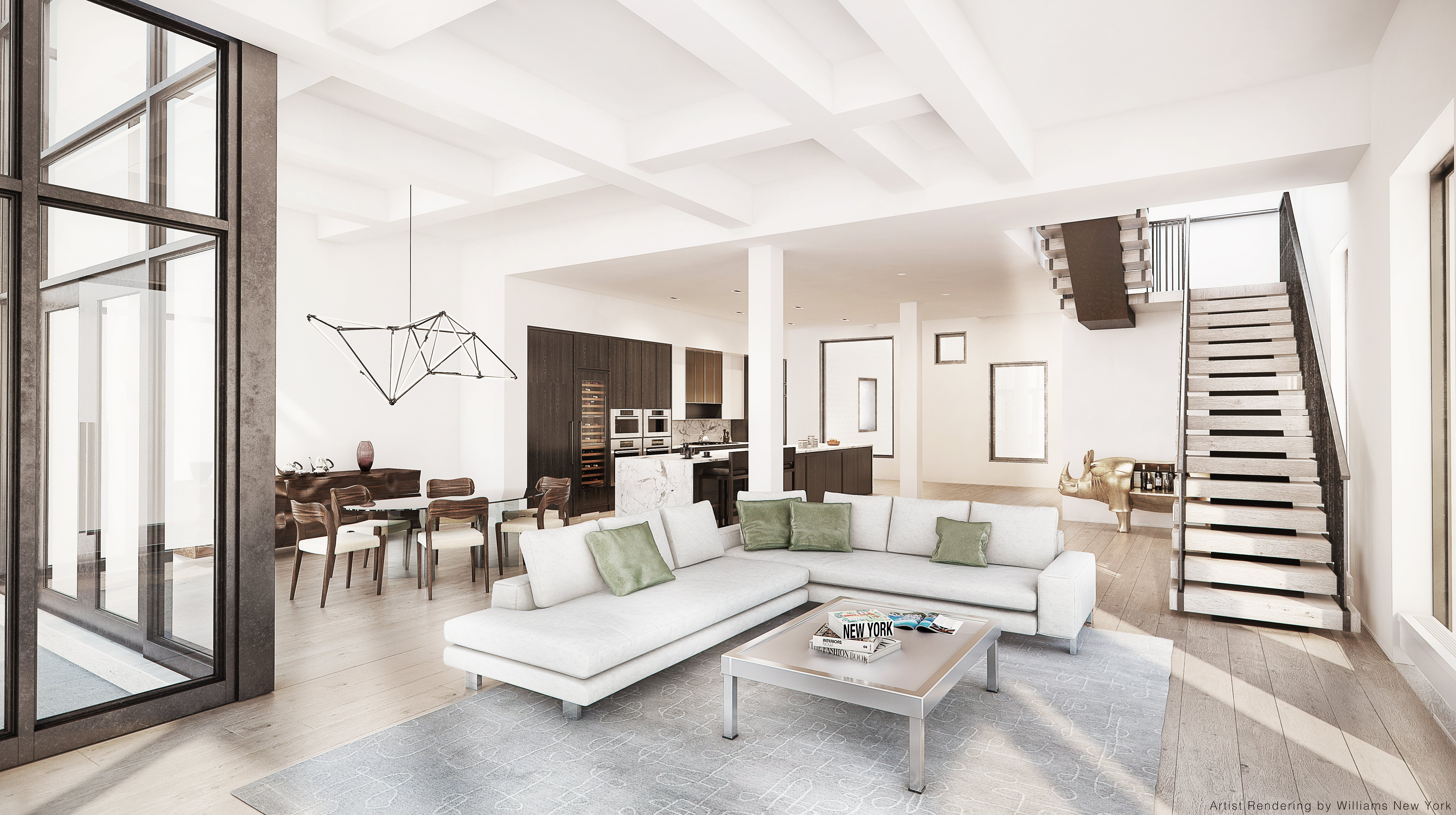 q a with design expert mikel welch new york spaces