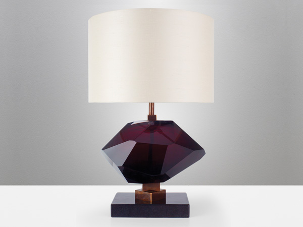 Crystal Gem Lamp