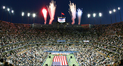 The 2010 US Open Tennis Championships - Now through September 12th