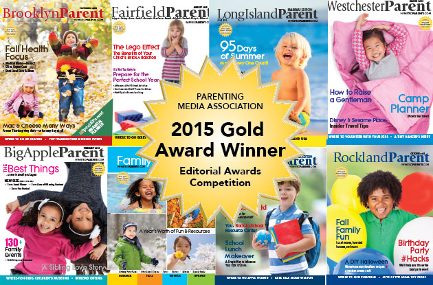NYMetroParents Wins 10 Awards for Magazine and Web Excellence!