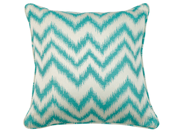 Armand/ Turquoise Pillow