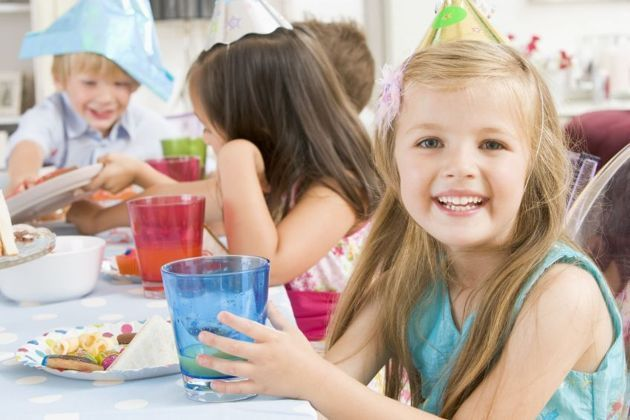 Birthday Parties at Family Center for Autism