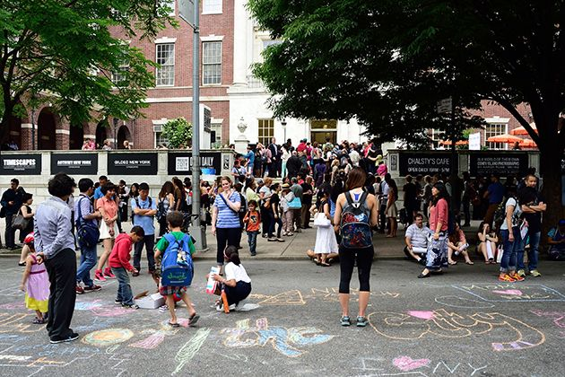 Free Events for Kids in Queens in May