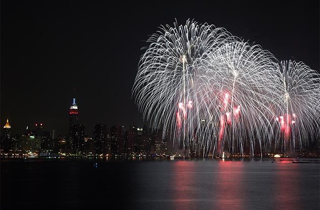 Where to Celebrate July 4th in NYC