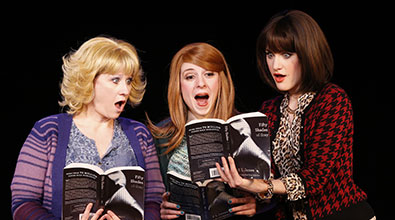 50 Shades! The Musical: The Original Parody (of the Greatest Novel Ever Written)