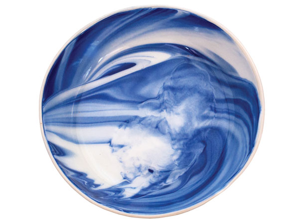 Blue Marble Bowl