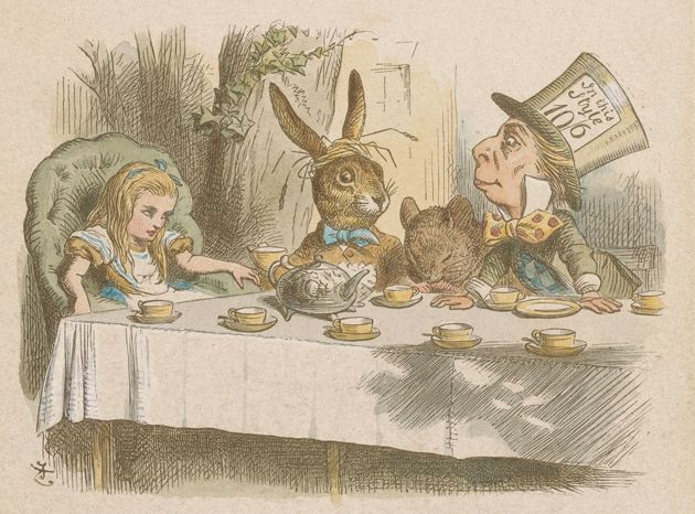 New York City events honor Alice's 150 Years in Wonderland