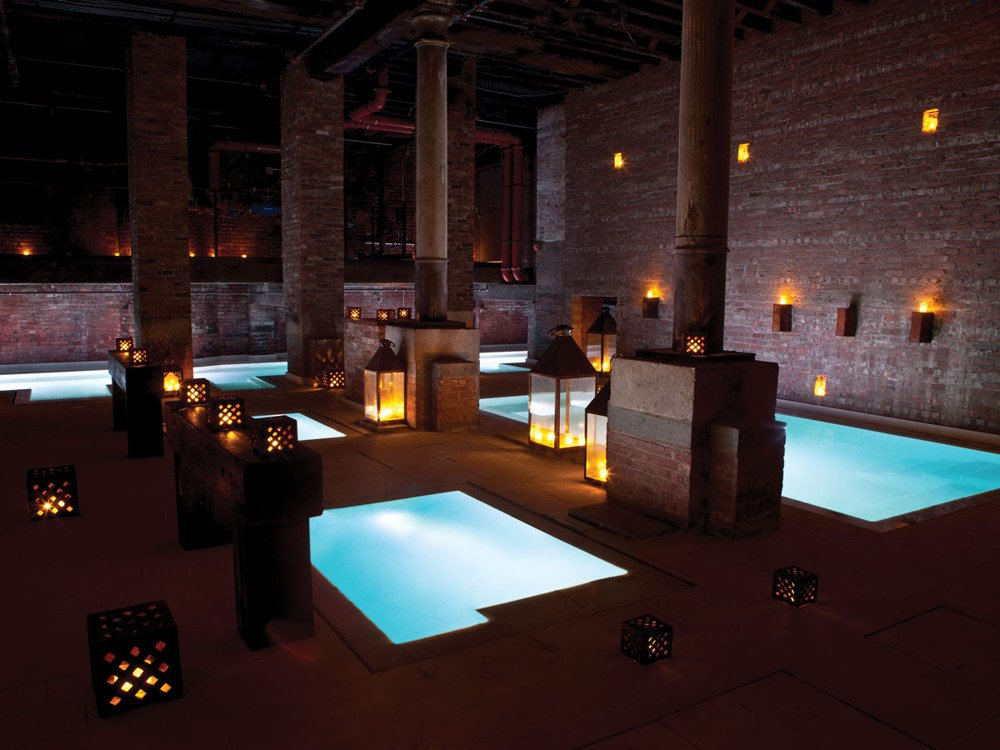 A design compendium of beautiful places and things to for Beautiful spas near me
