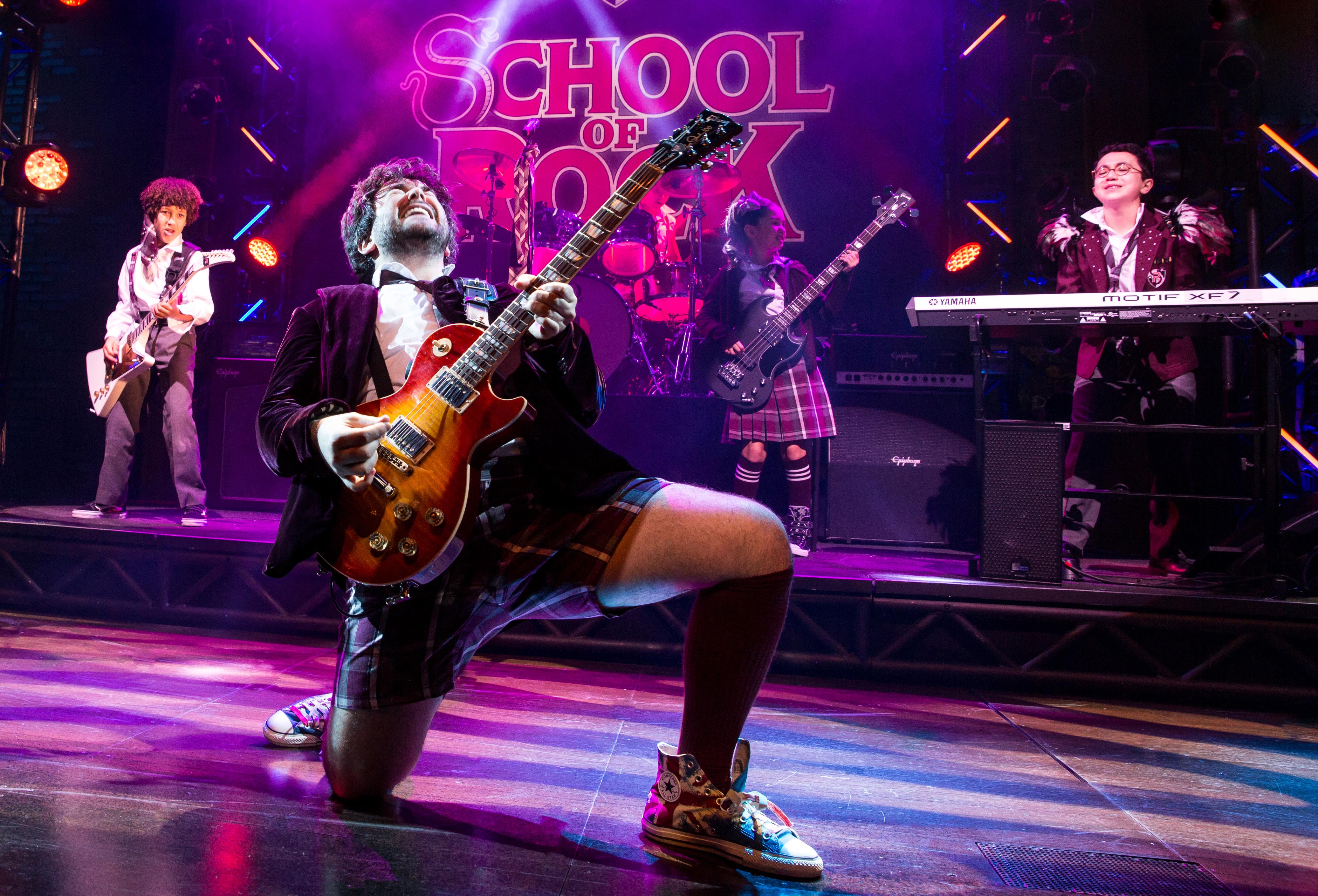 'School Of Rock-The Musical' to Hold Open Call Audition in NYC