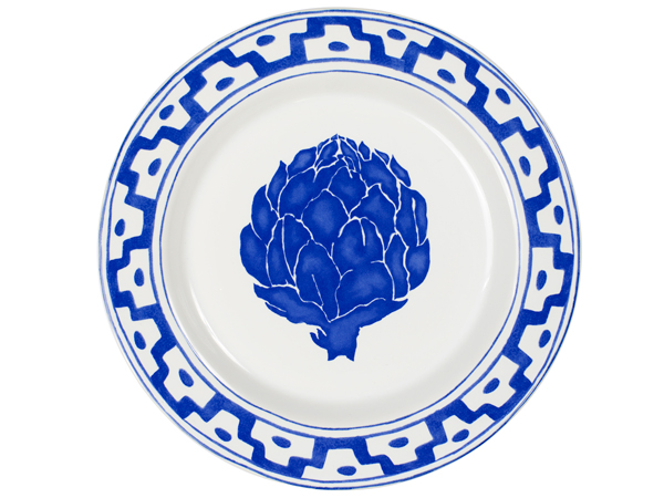 The Artichoke Salad Plate