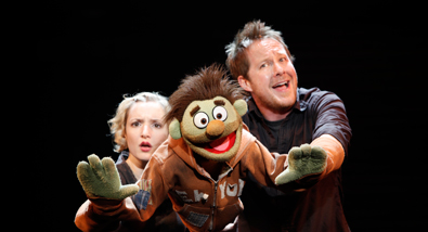 Big Apple Theatre Update - Puppets, Gossip & the People Behind Both