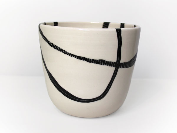 BTW Ceramics' Linked Planter