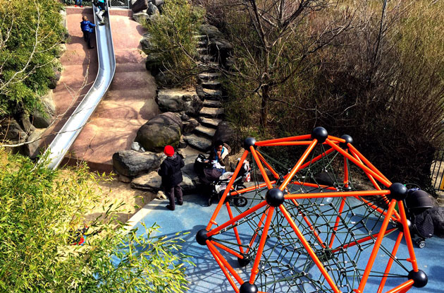 NYC's Top Ten Playgrounds