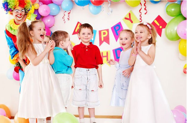 Kids' Birthday Party Places and Venues on Long Island