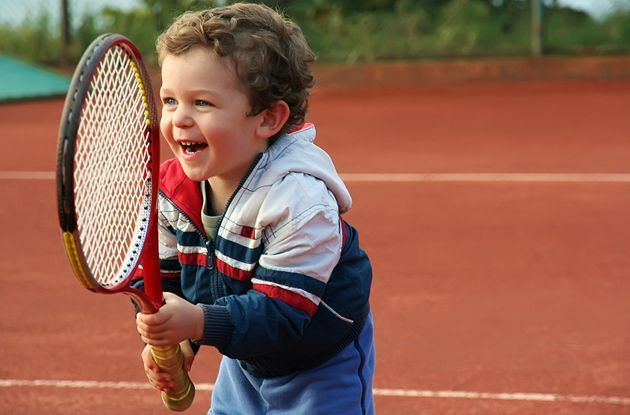 Tennis Lessons for Kids in Manhattan