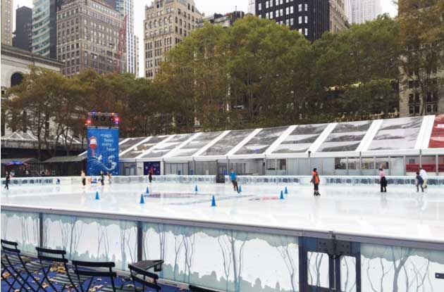 5 Reasons We Love Bryant Park (Especially During the Fall & Winter)