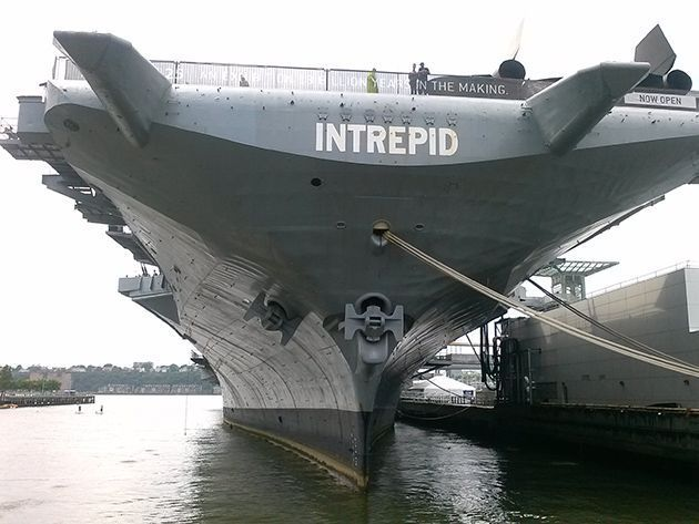 Best-Kept Secrets of the Intrepid