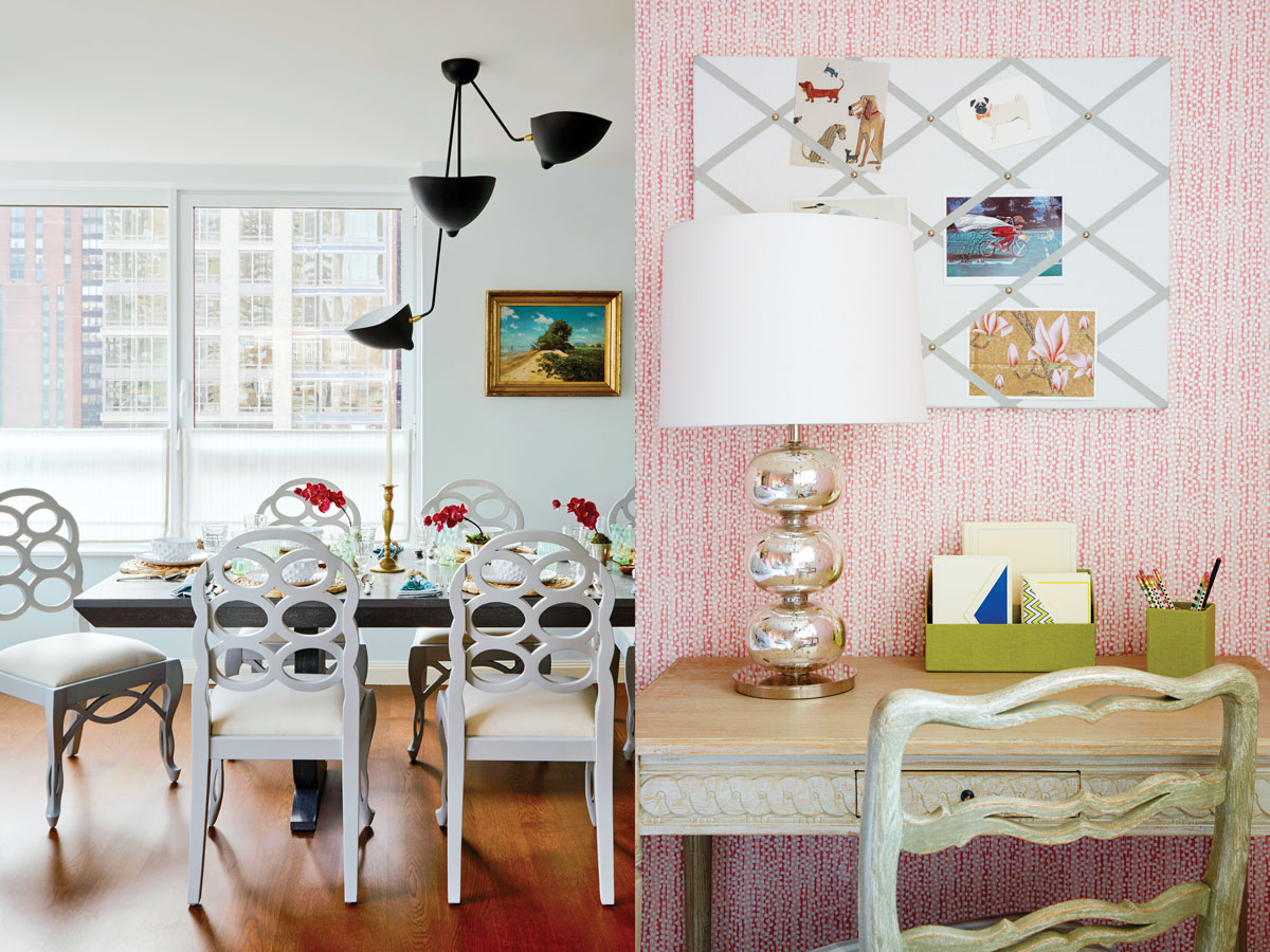 Christopher Maya Designs a Cheer-Filled Manhattan Home (New York Spaces)