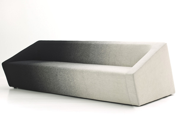 Marc Thorpe's Blur Sofa