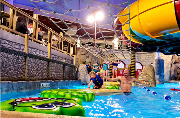 Camelback Resort: Where Ski Slope Meets Water Park