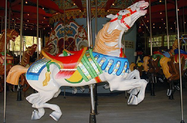 A Guide to Carousels in the New York City Area