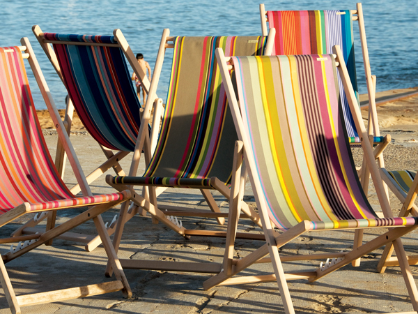 Beechwood Deck Chairs