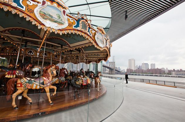 5 Reasons We Love DUMBO