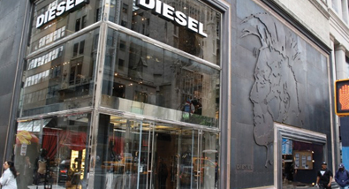 New York City Shopping - Hot Fashions from Diesel, All Things Sony & More