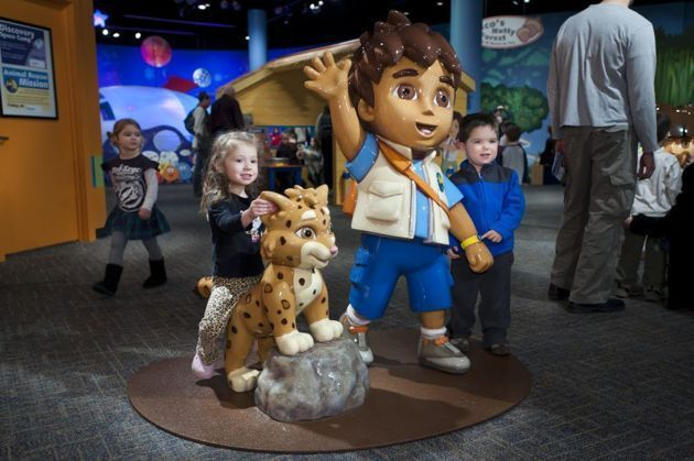 Dora and Diego Coming to NYC Area!