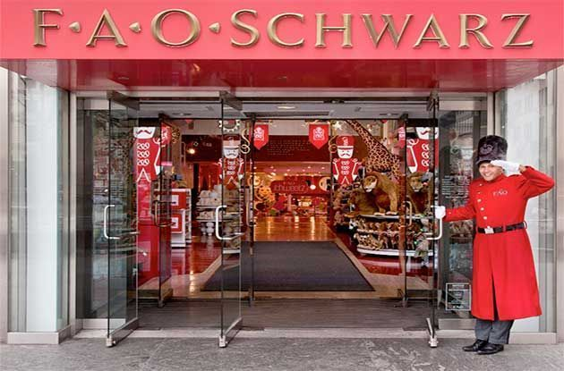 Sweet Memories of FAO Schwarz