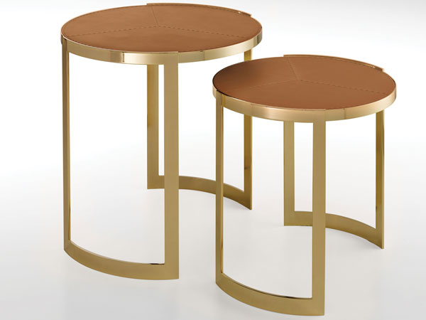 Fendi Casa's Anya Side Tables