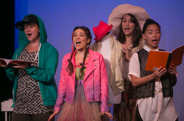 'Fashion Academy the Musical': A Kid Reviews a Kids' Show