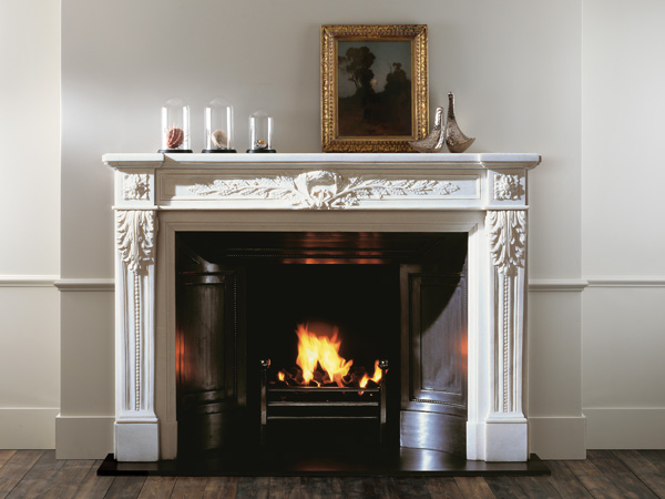 Chesney's French-Style Marble Chimneypiece