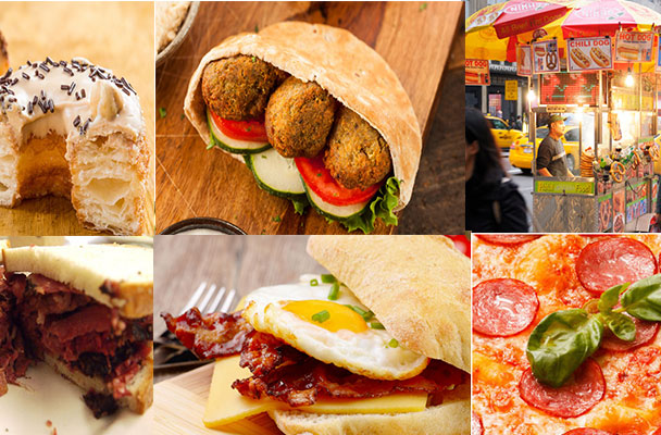 QUIZ: What NYC Food Are You?
