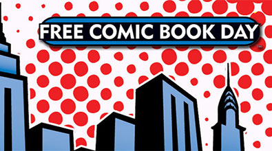 NYC's Midtown Comics Celebrates Free Comic Book Day Both In-Store & Online