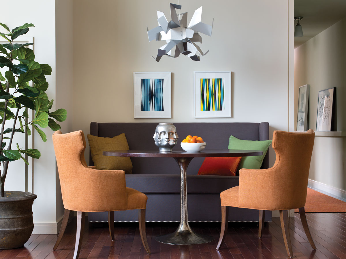Glenn Gissler's Brings a Global Aesthetic to a Union Square Apartment