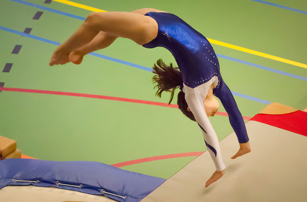 Gymnastics & Cheerleading Classes for Kids in Westchester County