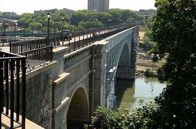 The High Bridge, New York City's Newest Park