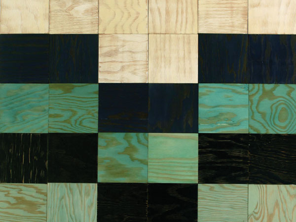 Modernist Plywood Tiles