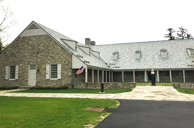 Franklin D. Roosevelt Library and Museum